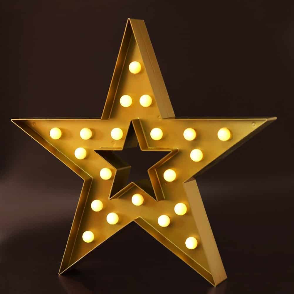 Battery Operated Christmas Star Christmas Decorating Fun