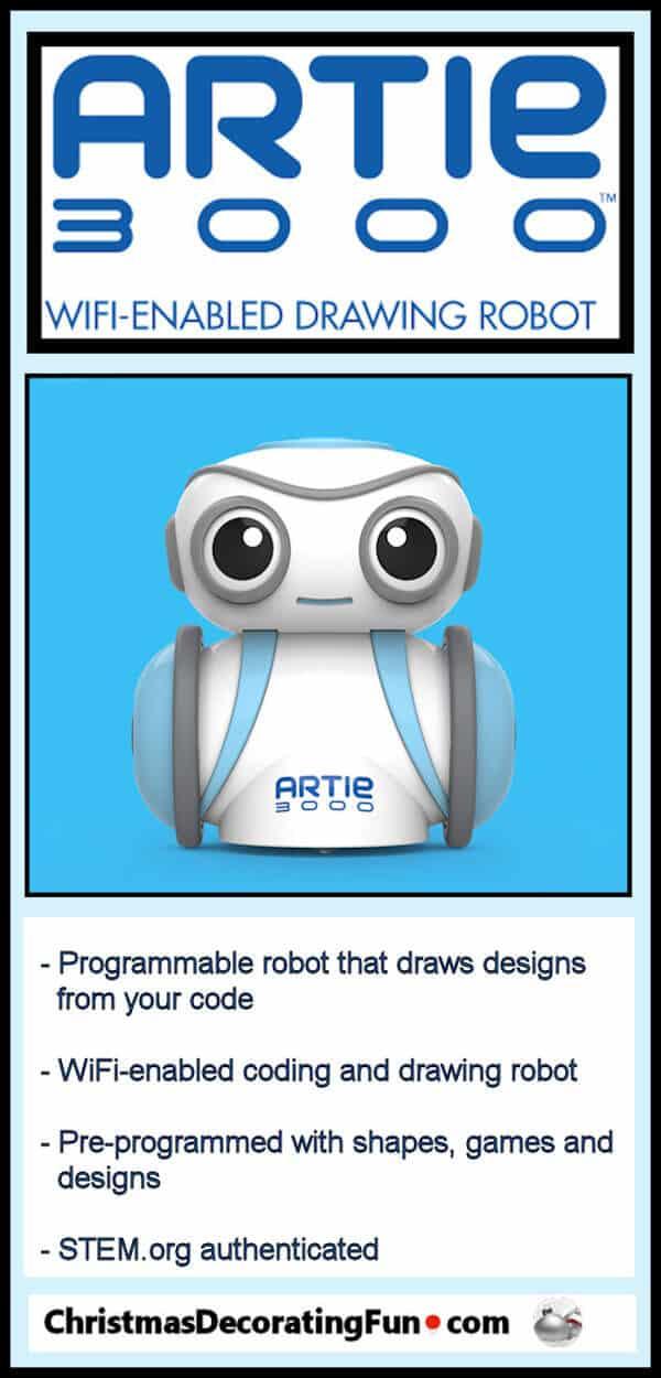 Artie 3000 Coding Robot