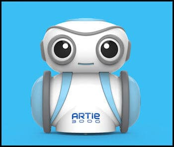 Artie 3000 Drawing and Coding Robot Small