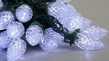 Battery LED String Lights