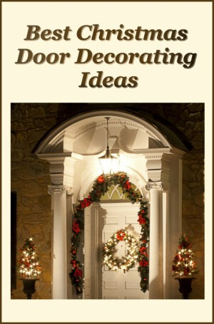 Best Christmas Door Decorating Ideas