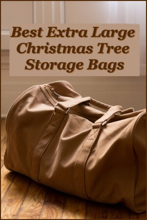 Best Extra Large Christmas Tree Storage Bags – Christmas Decorating Fun