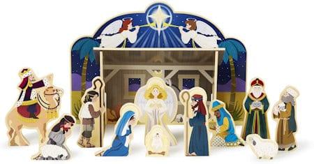 Child Nativity Set
