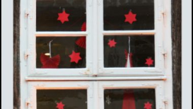 Christmas Window Decorations