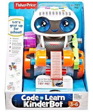 Code n Learn Kinderbot Review