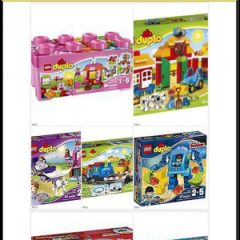LEGO DUPLO Building Bricks Toy Review