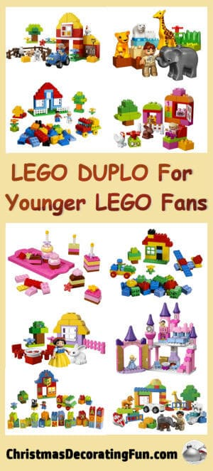 LEGO DUPLO For Younger LEGO Fans