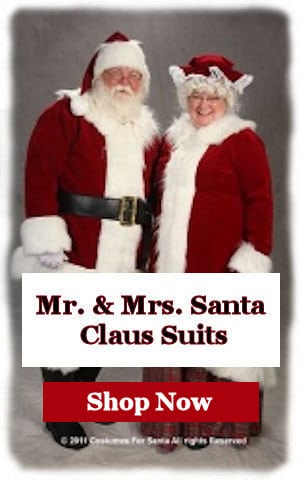 Santa Suits and Accessories
