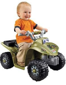 Power Wheels Camo Lil' Quad