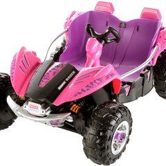 Power Wheels Pink Camo Dune Racer