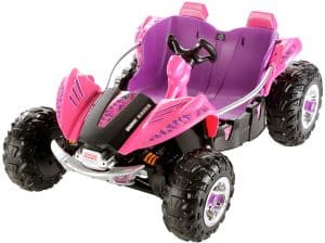 Power Wheels Pink Camo Dune Racer