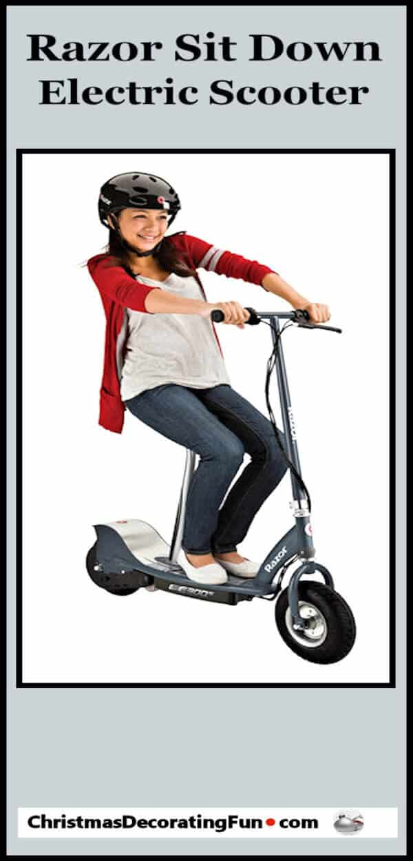 Razor Ride On Electric Scooter