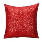 Red Christmas Throw Pillows