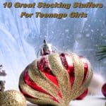 10 great stocking stuffers for teenage girls
